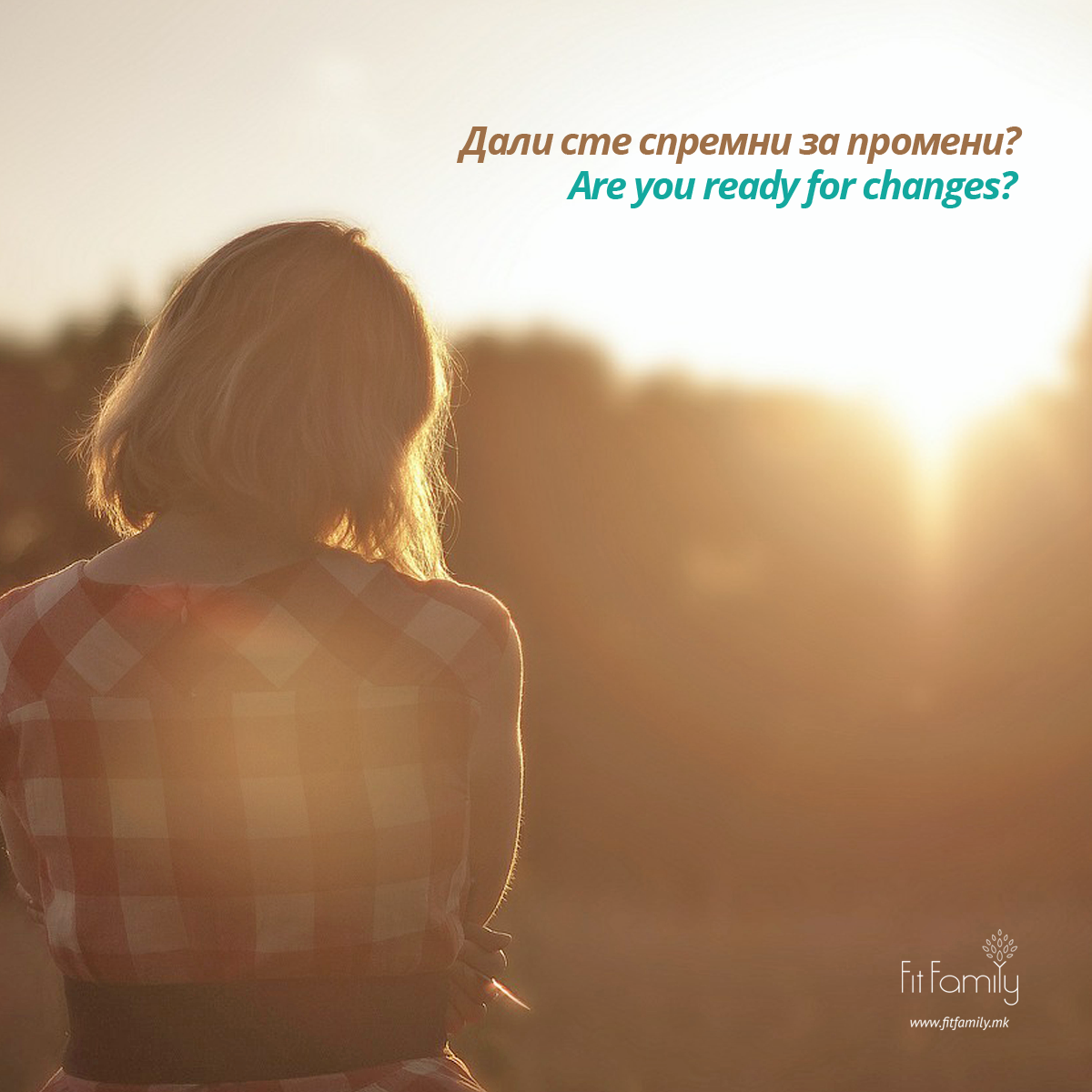 are you ready for changes?